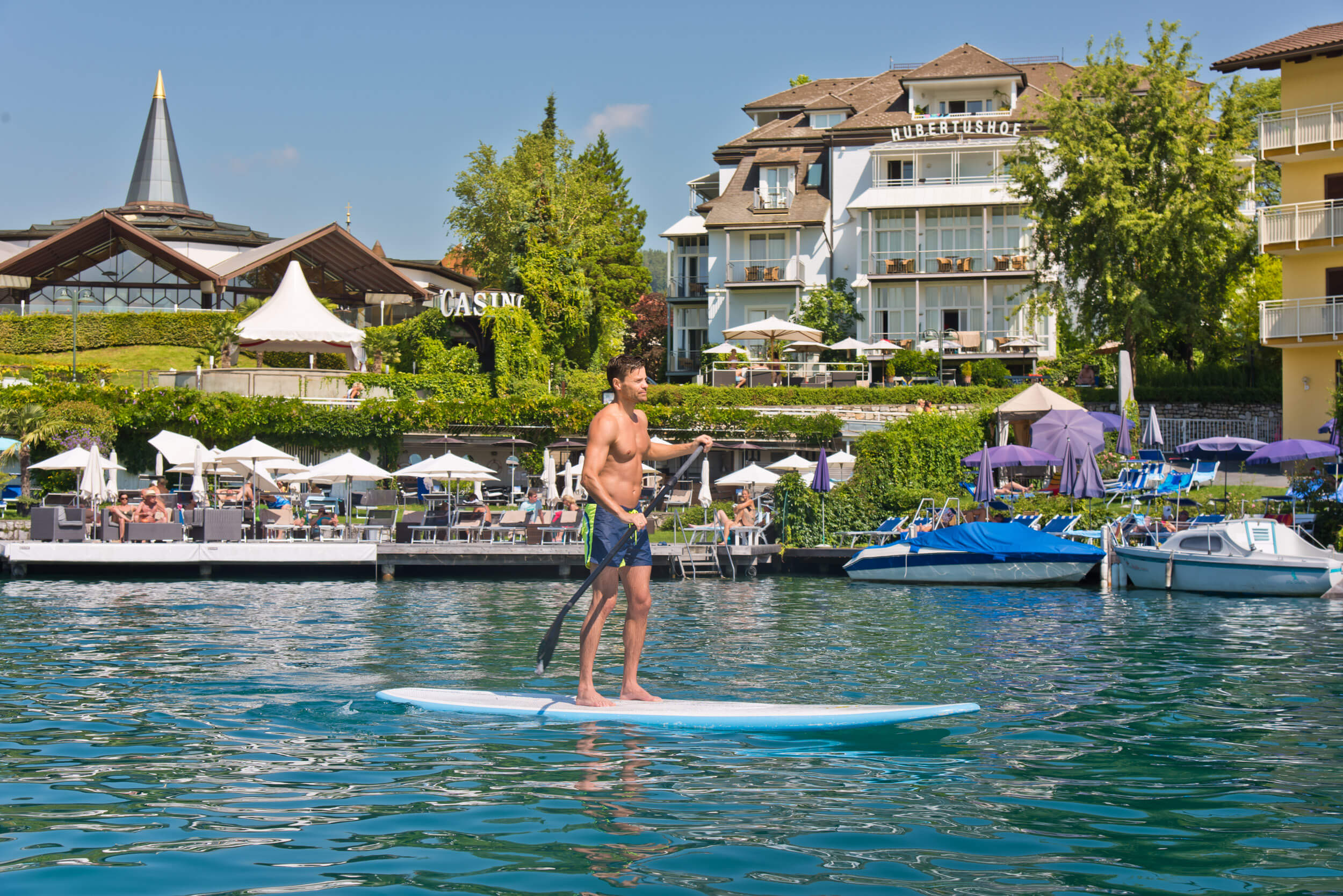 Stand up Paddle See